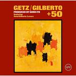 ゲッツ/ジルベルト+50