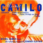 カミロ:ピアノとオーケストラのための協奏曲、他