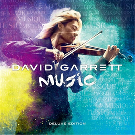 デイヴィッド・ギャレット - ミュージック