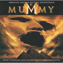 ジェリー・ゴールドスミス - 『ハムナプトラ/失われた砂漠の都』サウンドトラック