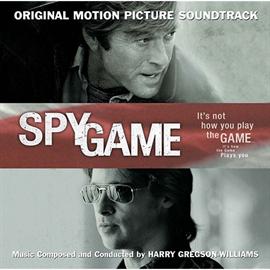 ハリー・グレッグソン=ウィリアムズ - 『スパイ・ゲーム』サウンドトラック