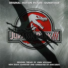V.A. - 『ジュラシック・パークⅢ』オリジナル・サウンドトラック