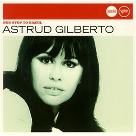 アストラッド・ジルベルト - ジャズ・クラブ~ノンストップ・トゥ・ブラジル