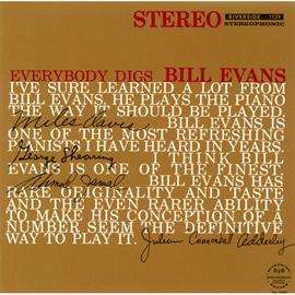 ビル・エヴァンス - エヴリバディ・ディグズ・ビル・エヴァンス+1