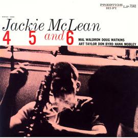 ジャッキー・マクリーン - 4,5&6
