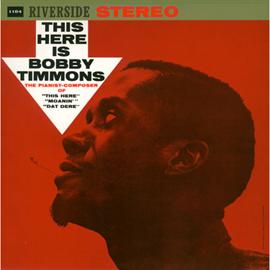 ボビー・ティモンズ - ジス・ヒア