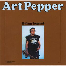 アート・ペッパー - リヴィング・レジェンド+1