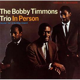 ボビー・ティモンズ - イン・パーソン+2