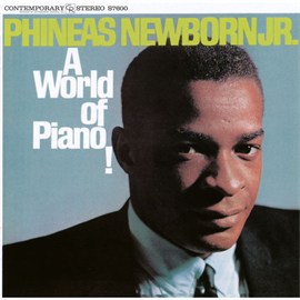 フィニアス・ニューボーンJr. - ワールド・オブ・ピアノ
