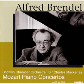 アルフレッド・ブレンデル - モーツァルト:ピアノ協奏曲第22番&27番