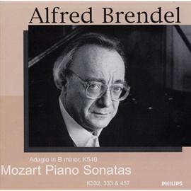 アルフレッド・ブレンデル - モーツァルト:ピアノ・ソナタ第12、13、14番