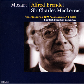アルフレッド・ブレンデル - モーツァルト:ピアノ協奏曲第9&25番