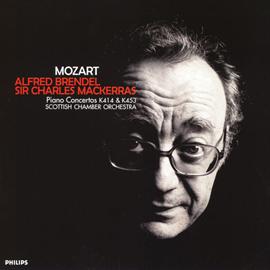 アルフレッド・ブレンデル - モーツァルト:ピアノ協奏曲第12番&第17番