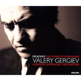 ワレリー・ゲルギエフ - プロコフィエフ:交響曲全集CD1