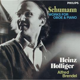 ハインツ・ホリガー - シューマン:オーボエとピアノのための作品集 ホリガー/ブレンデル