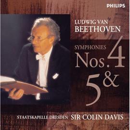 サー・コリン・デイヴィス - ベートーヴェン:交響曲第4番・第5番《運命》/デイヴィス