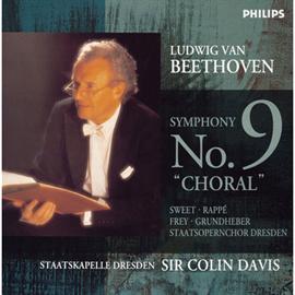 サー・コリン・デイヴィス - ベートーヴェン:交響曲第9番《合唱》/デイヴィス