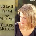 J.S.バッハ:無伴奏ヴァイオリン・パルティータ集