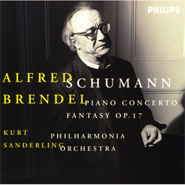 アルフレッド・ブレンデル - シューマン:ピアノ協奏曲、他
