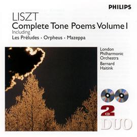 ベルナルト・ハイティンク - リスト:交響詩全集1