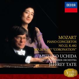 内田光子 - モーツァルト:ピアノ協奏曲 第22番&26番