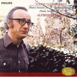 アルフレッド・ブレンデル - ベートーヴェン:ピアノ・ソナタ≪ハンマークラヴィーア≫、第32番