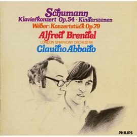 アルフレッド・ブレンデル - シューマン:ピアノ協奏曲、ほか