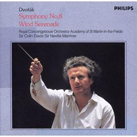 サー・コリン・デイヴィス - ドヴォルザーク:交響曲第8番、管楽セレナード