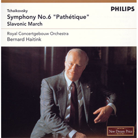 ベルナルト・ハイティンク - チャイコフスキー:交響曲第6番《悲愴》、スラヴ行進曲