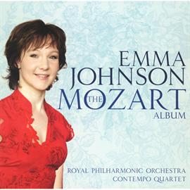 エマ・ジョンソン - モーツァルト:クラリネット協奏曲、五重奏曲