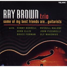 レイ・ブラウン - レイ・ブラウン・ウィズ・ギター・プレイヤー