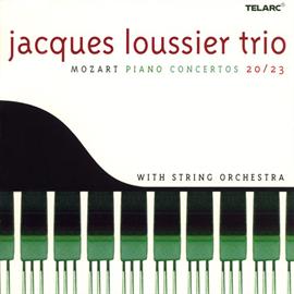 ジャック・ルーシェ - モーツァルト ピアノ協奏曲第20番、第23番
