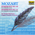 モーツァルト:交響曲 第40、41番