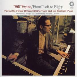 ビル・エヴァンス - フロム・レフト・トゥ・ライト +4