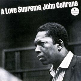 ジョン・コルトレーン - 至上の愛