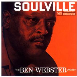 ベン・ウェブスター - ソウルヴィル+3