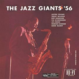 レスター・ヤング - ジャズ・ジャイアンツ '56