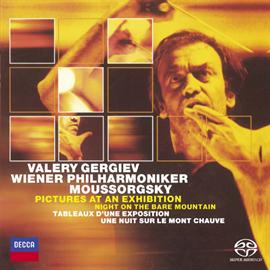 ワレリー・ゲルギエフ - ムソルグスキー(ラヴェル編):組曲《展覧会の絵》、他