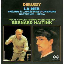 ベルナルト・ハイティンク - ドビュッシー:管弦楽作品集