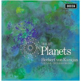 ヘルベルト・フォン・カラヤン - ホルスト:組曲《惑星》