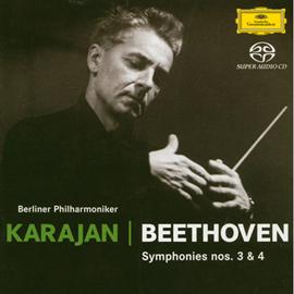 ヘルベルト・フォン・カラヤン - ベートーヴェン:交響曲第3番《英雄》、第4番