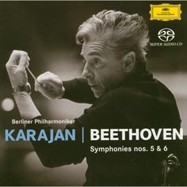 ヘルベルト・フォン・カラヤン - ベートーヴェン:交響曲第5番《運命》、第6番《田園》