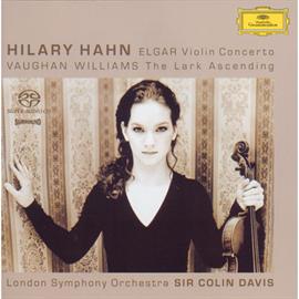 ヒラリー・ハーン - エルガー:ヴァイオリン協奏曲、他