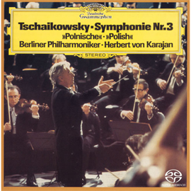 ヘルベルト・フォン・カラヤン - チャイコフスキー:交響曲第3番