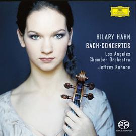 ヒラリー・ハーン - バッハ:ヴァイオリン協奏曲集
