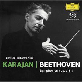 ヘルベルト・フォン・カラヤン - ベートーヴェン:交響曲第3番《英雄》&第4番