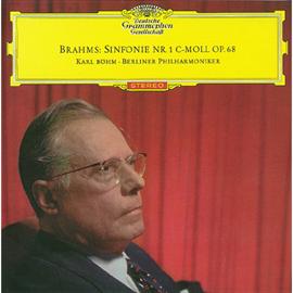 カール・ベーム - ブラームス:交響曲第1番