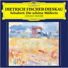 ディートリヒ・フィッシャー=ディースカウ - シューベルト:歌曲集《美しき水車小屋の娘》 D795