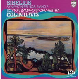 サー・コリン・デイヴィス - シベリウス:交響曲第5番、第7番
