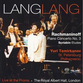 ラン・ラン - ラフマニノフ:ピアノ協奏曲第3番、他